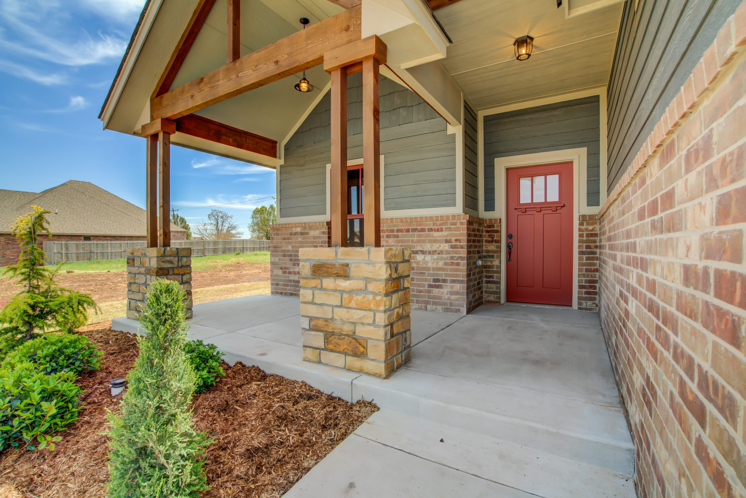 Quality Home Designed By Covenant Home Builders. Building Homes in OKC, Yukon, Mustang, Edmond, Piedmont, and Deer Creek.