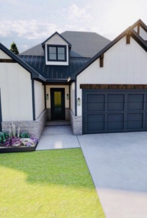 Home Built By Covenant Home Builders.