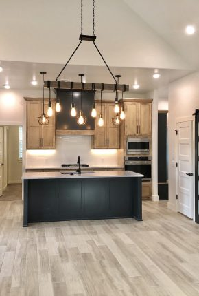 Kitchen Designed By Covenant Home Builders An Oklahoma Home Builder Serving Yukon, Mustang.